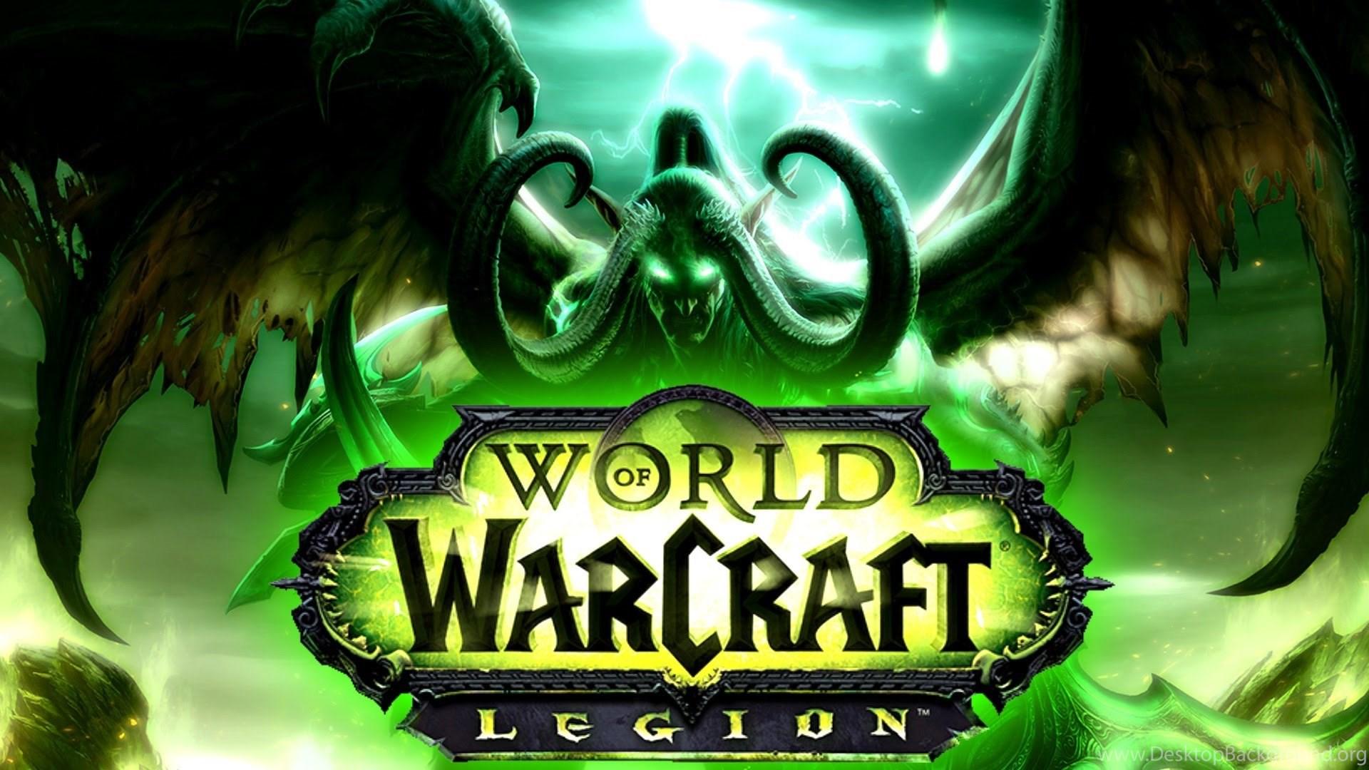 World Of Warcraft Legion Hd Wallpapers Free Download Desktop