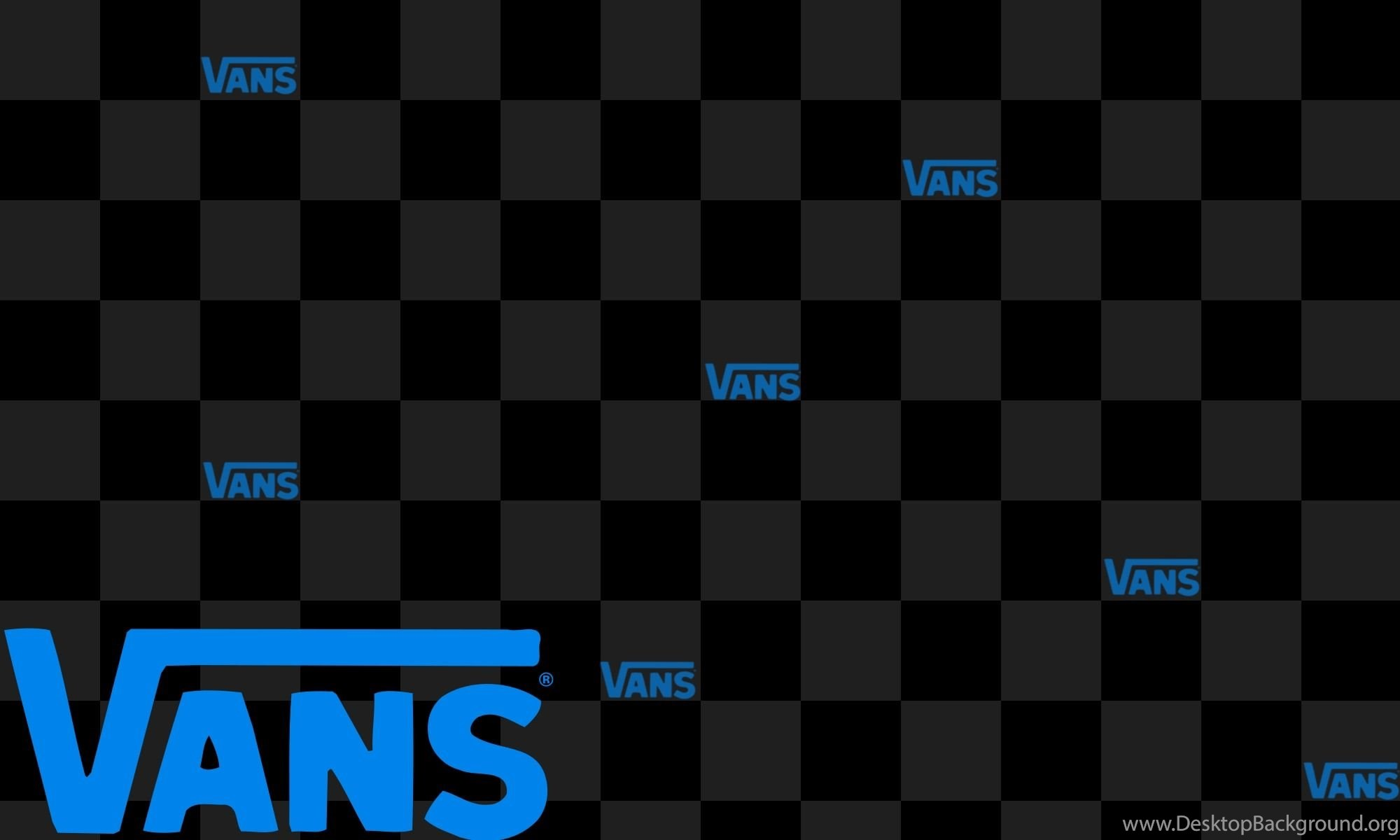 Cool Vans Logo Wallpaper Free Desktop | I HD Images