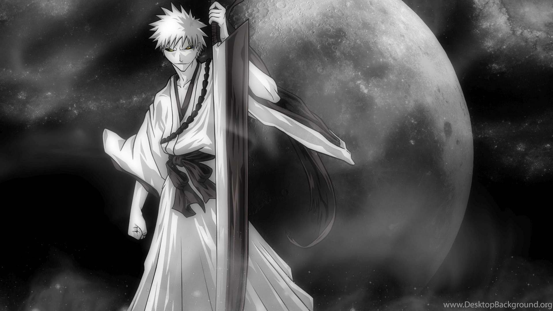 Hollow Ichigo Bleach Wallpapers Desktop Background