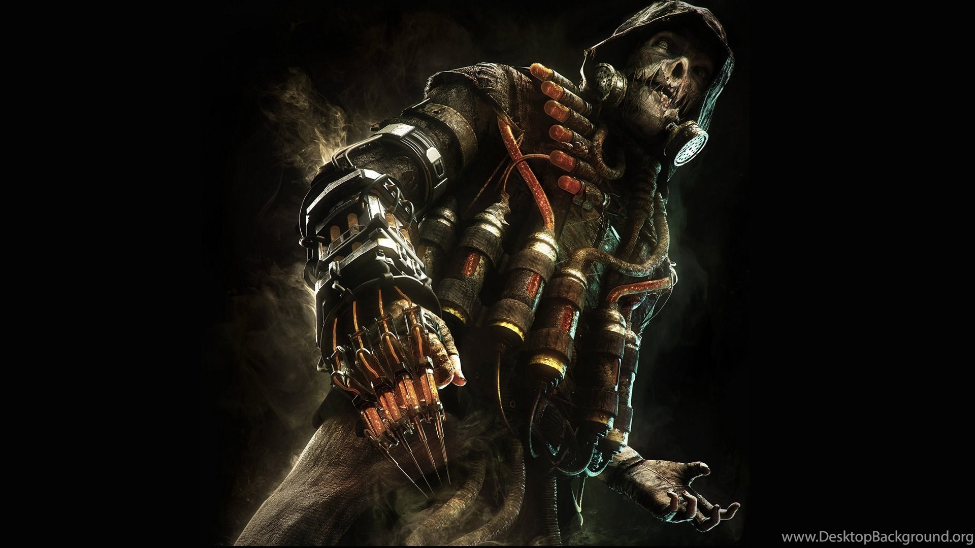 High Resolution Arkham Knight Scarecrow Wallpapers Full Size