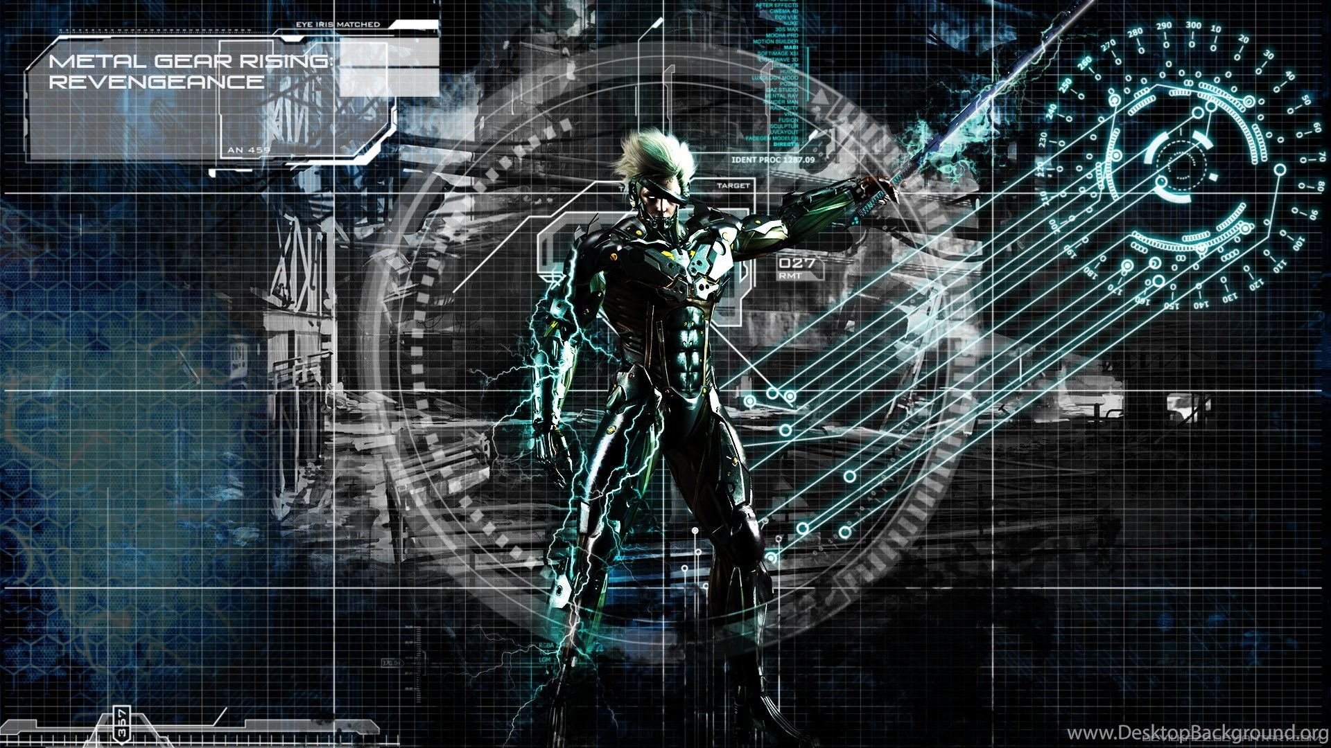 Metal gear rising wallpapers wallpapers metal gear rising sci fi warrior weapons sword wallpapers voltagebd