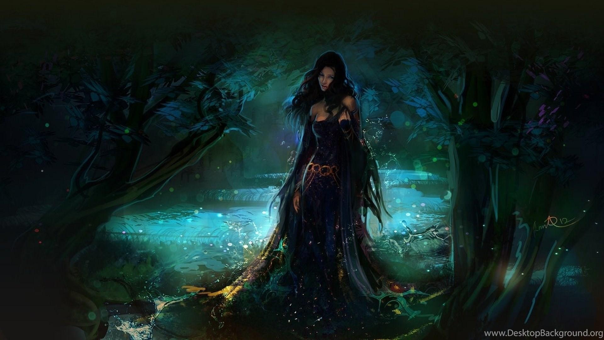 Dark Fantasy Wallpapers For Desktop Background