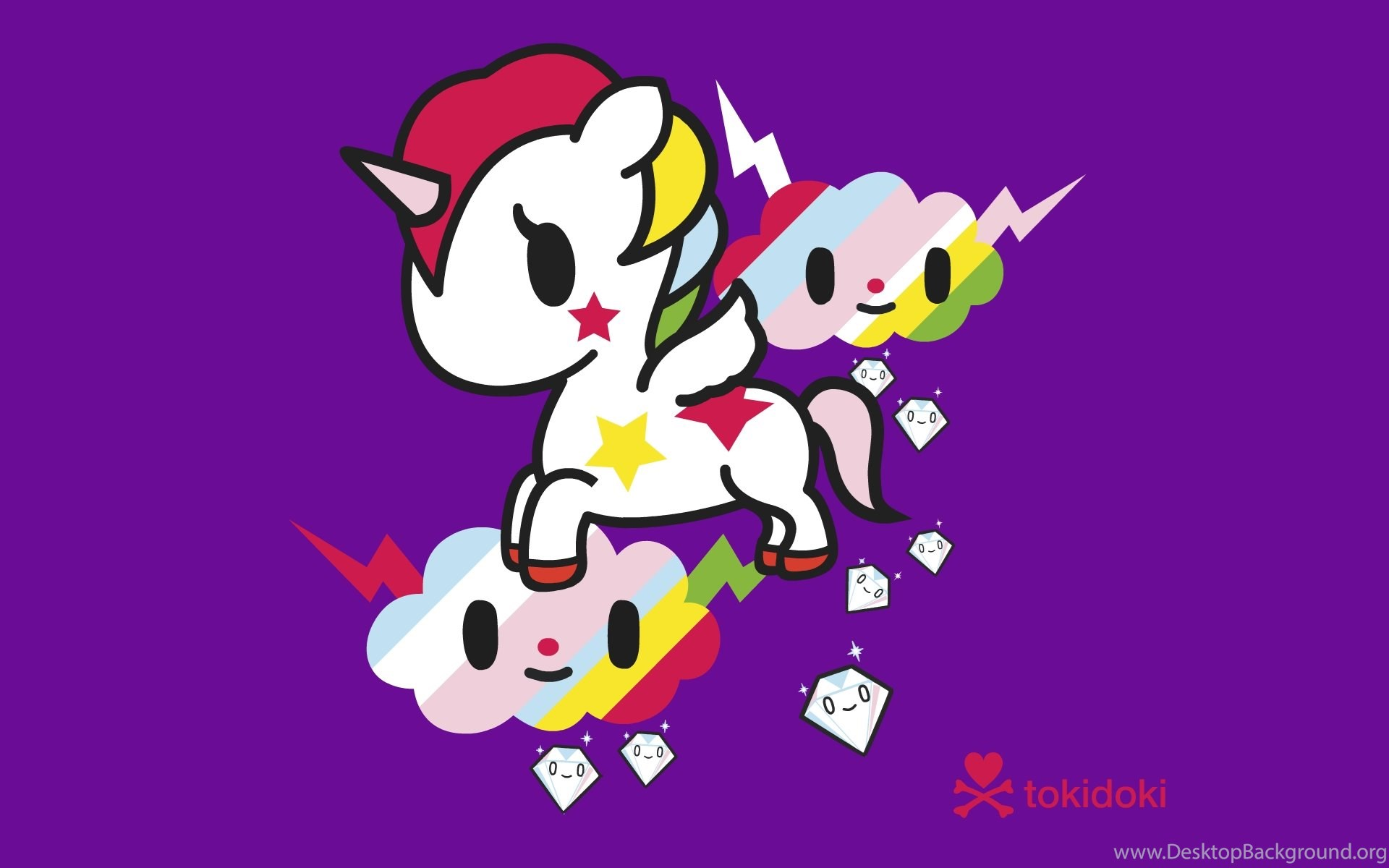 Download The Happy Unicorn Wallpaper Happy Unicorn Iphone