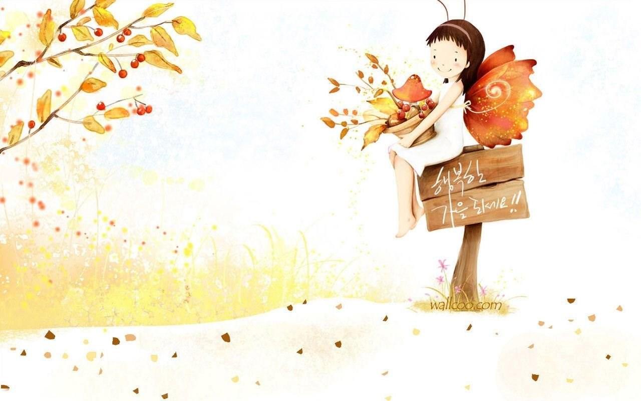 Cute Cartoon Wallpapers Wallpapers Cave Desktop Background
