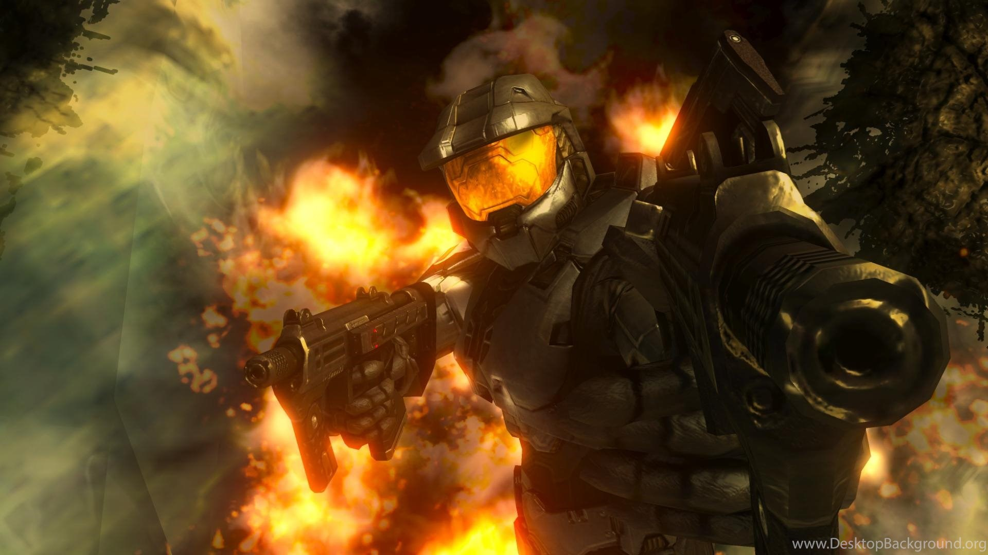 Halo 3 Master Chief Wallpapers Mobile Phones Attachment