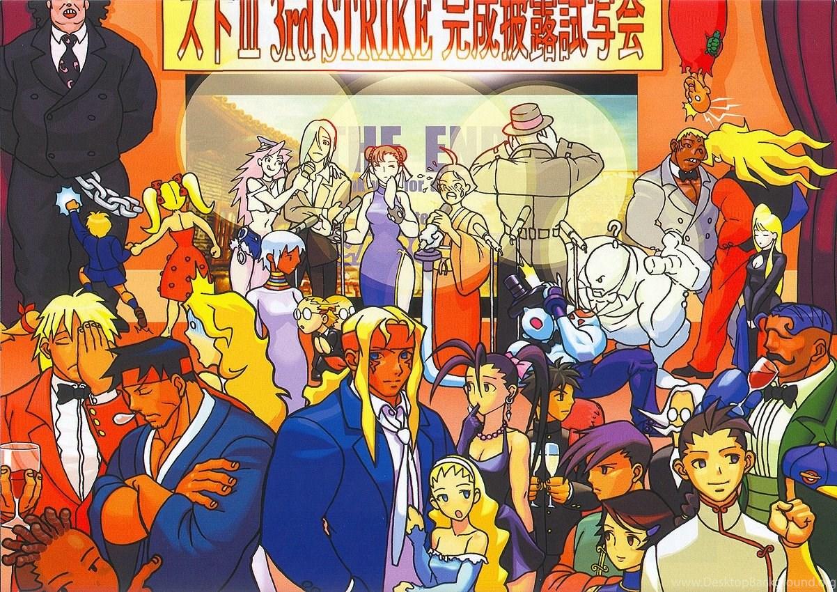 Top Street Fighter 3rd Strike Wallpapers Wallpapers Desktop Background