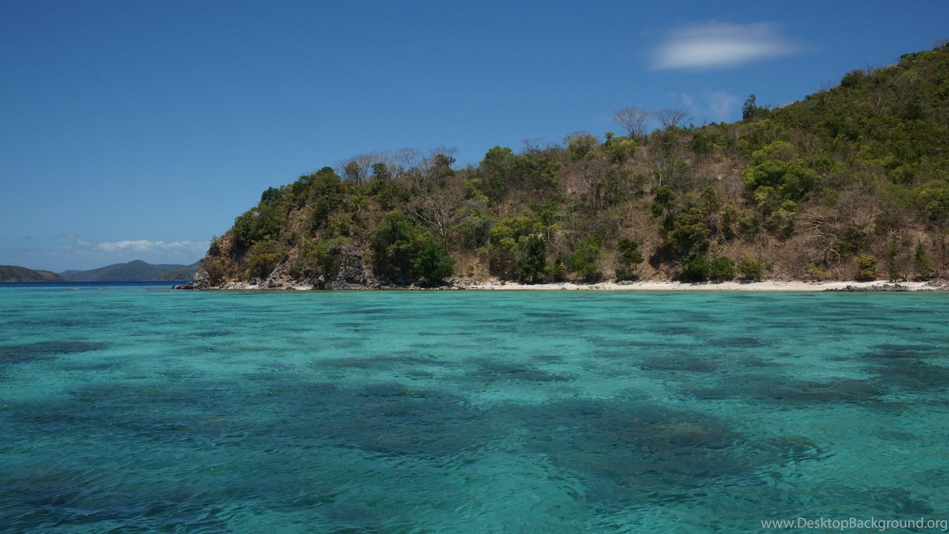 Beach Desktop Wallpaper Widescreen: Tropical, Islands, Widescreen, Wallpapers, Beaches, Scenic