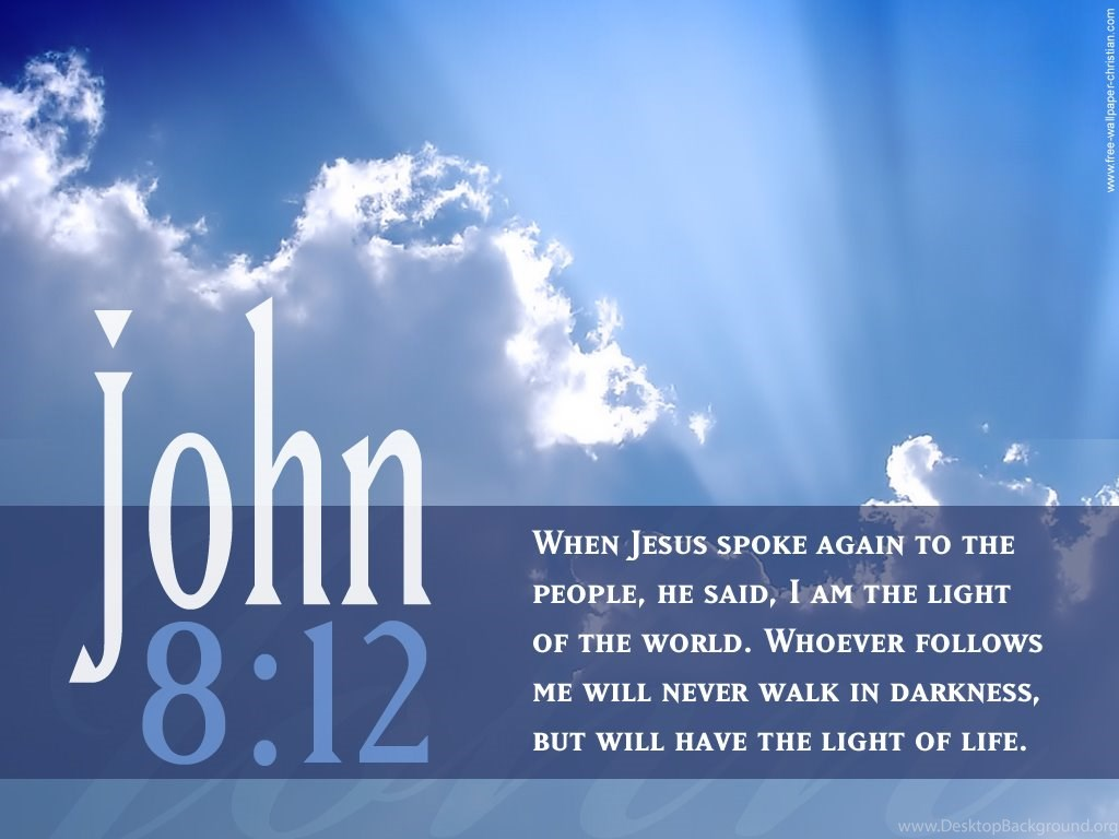 Jesus Wallpapers With Bible Verses In English Desktop Background