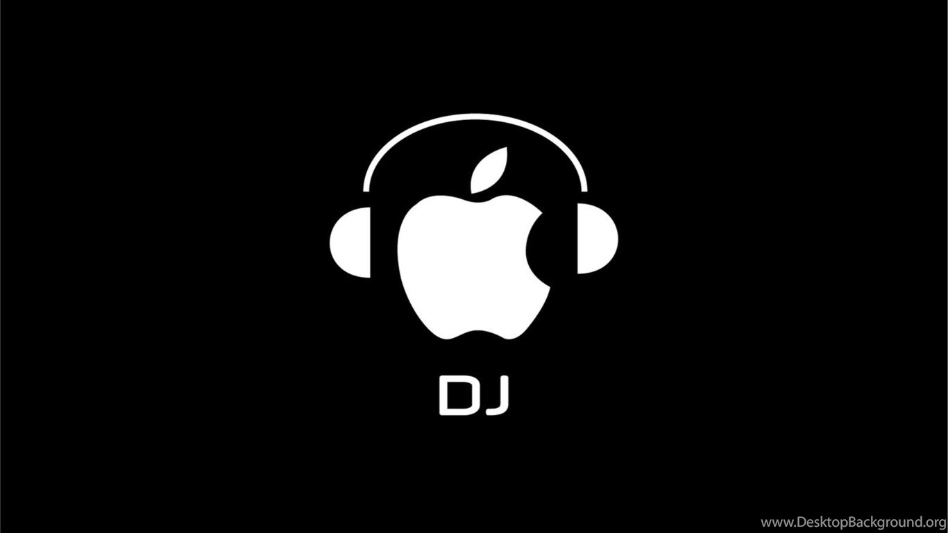 Dmsj Name Image Hd: Wallpapers Apple Logos Dj Logo Music Photo On The Pictures