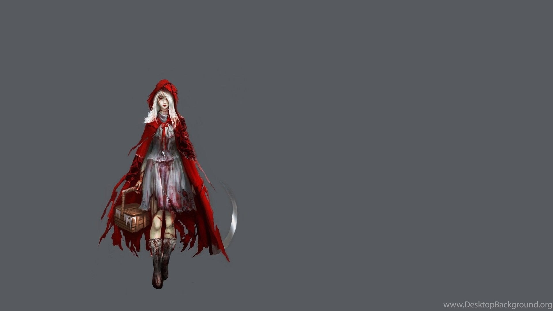 Fantasy Little Red Riding Hood Wallpapers Gallery For High