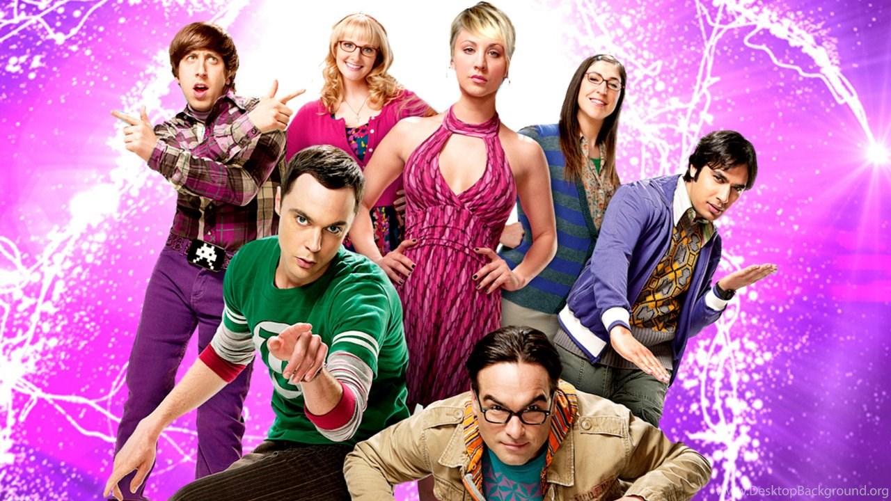 15 quality the big bang theory wallpapers, tv & movies desktop
