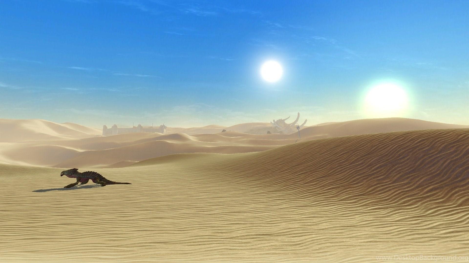 Swtor Tatooine Mmorpg Com Star Wars The Old Republic Galleries Desktop Background