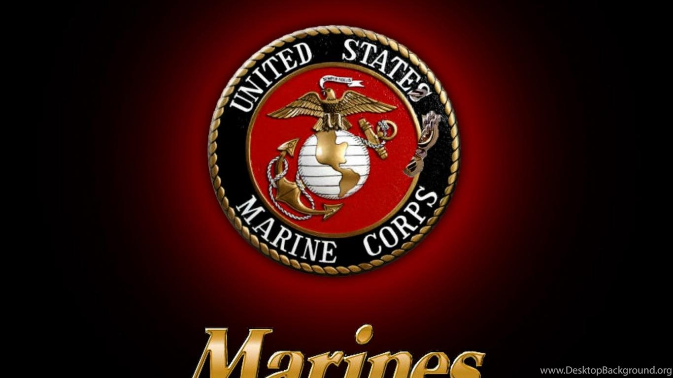 Wallpapers Us Marines United States Marine Corps 1366x768
