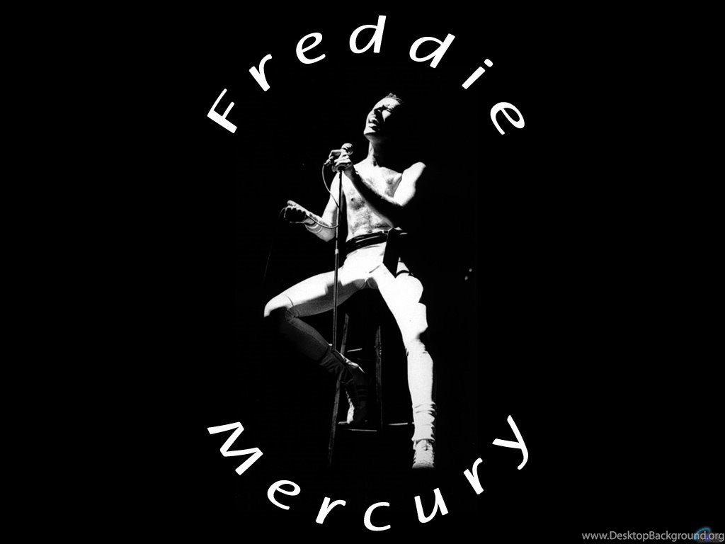 Wallpapers Black Singer Queen Freddie Mercury Freddie Mercury Desktop Background