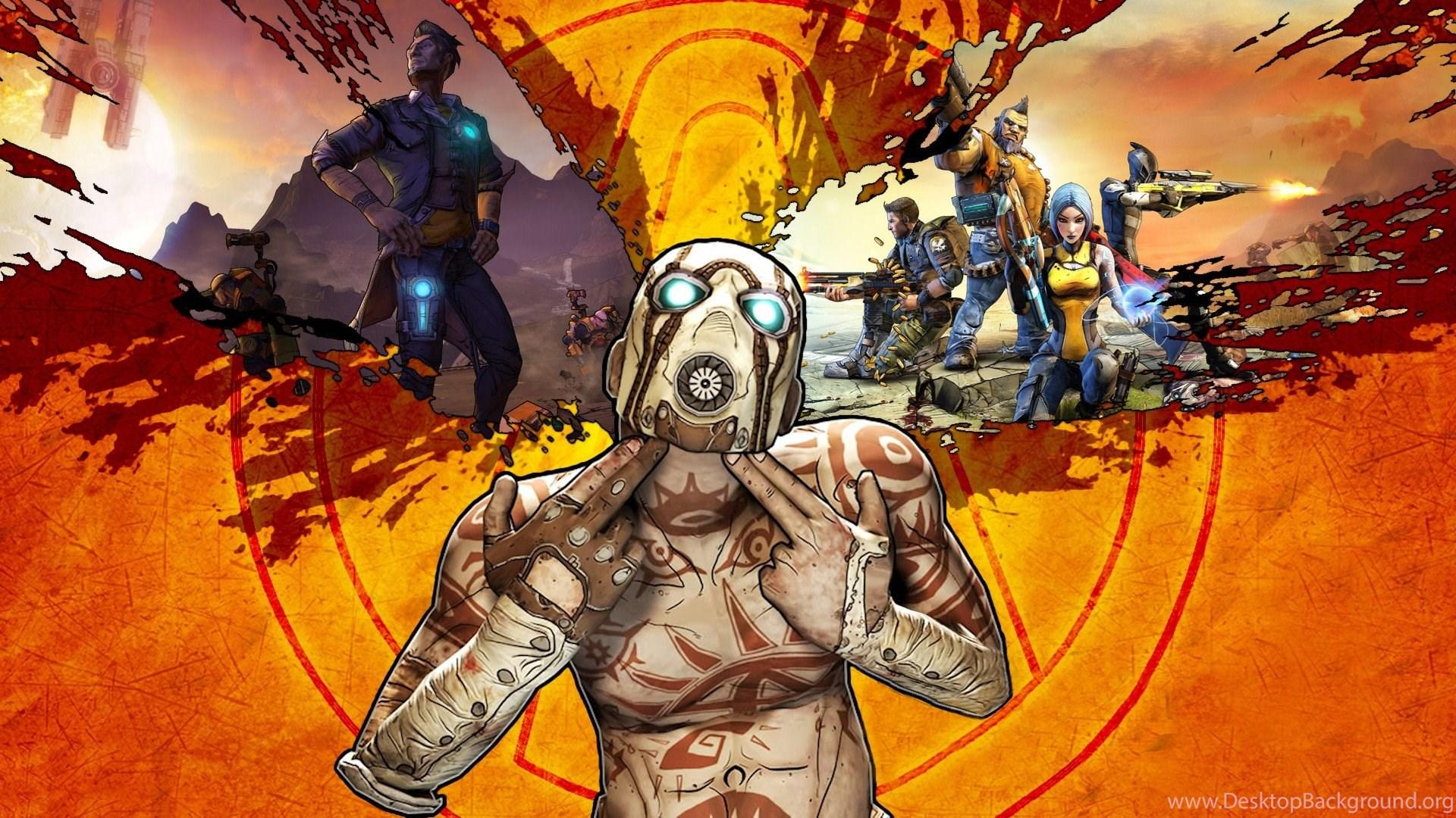 Wallpapers Borderlands 2 Wallpapers 34708181 Fanpop Desktop