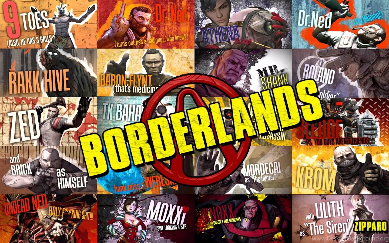 Borderlands 2 Wallpapers Wallpaper. Desktop Background