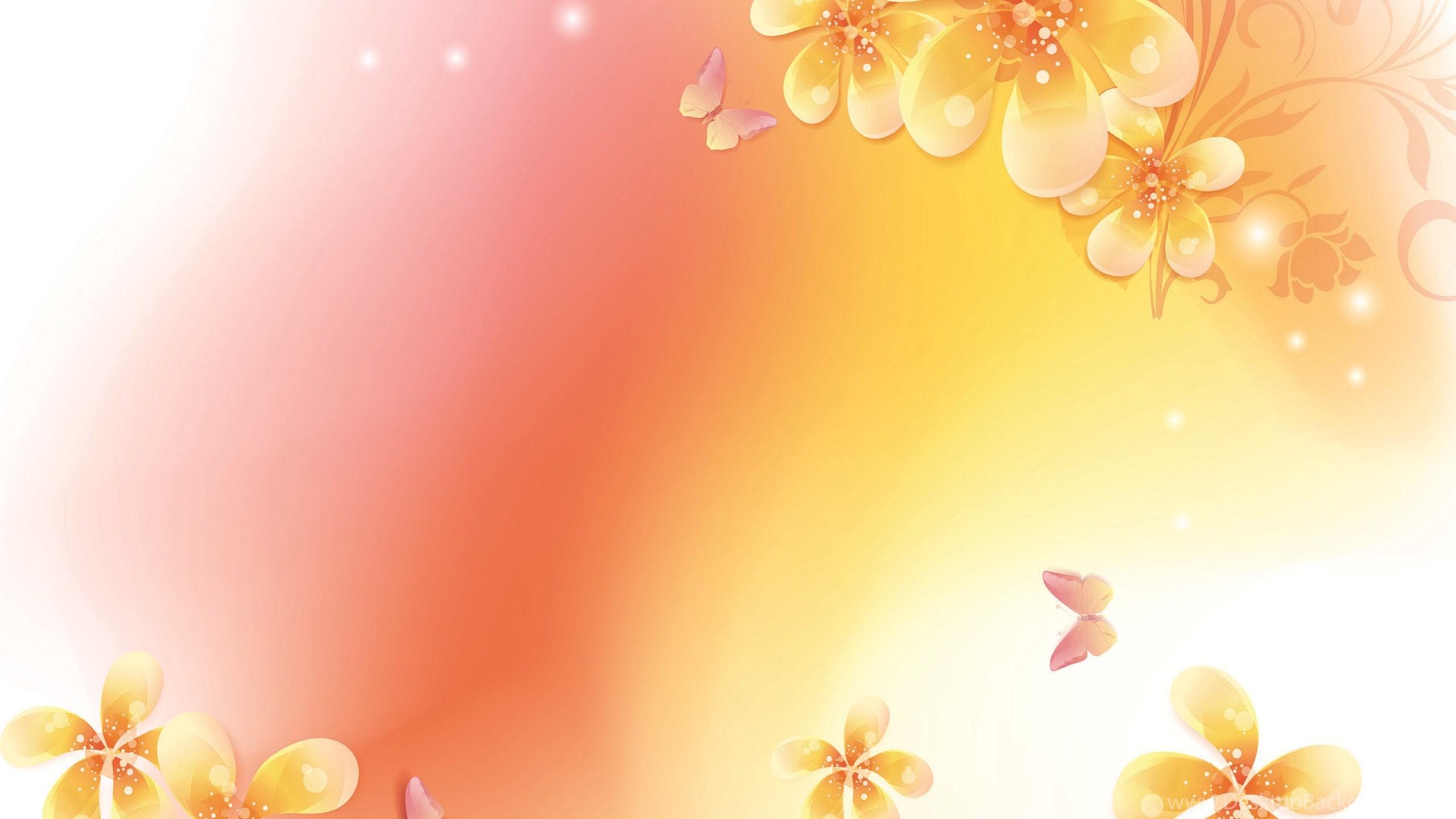 Elegant Abstract Pink Flowers Wallpapers Hd Hd Desktop Wallpapers