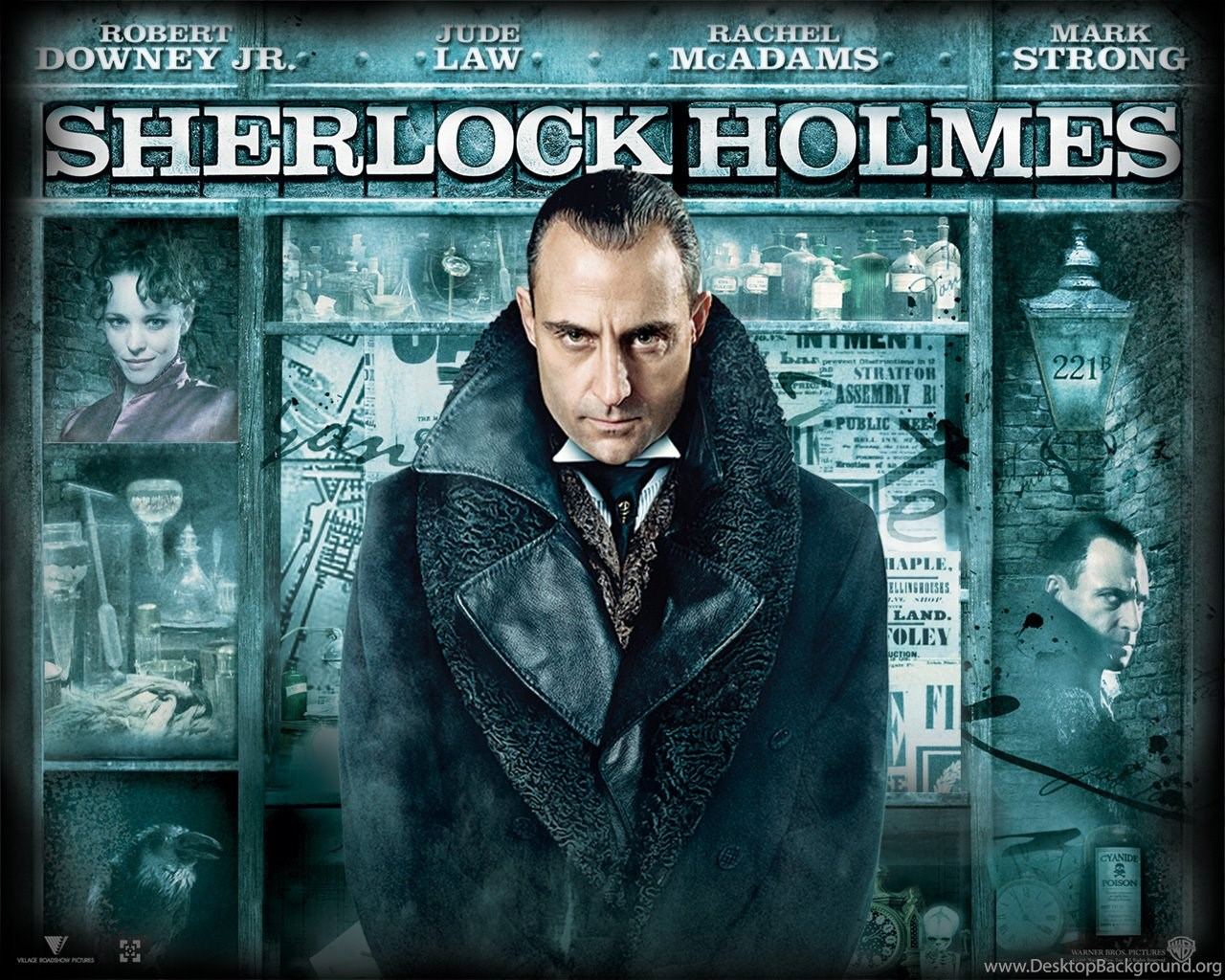 Download Film Sherlock Holmes 2009