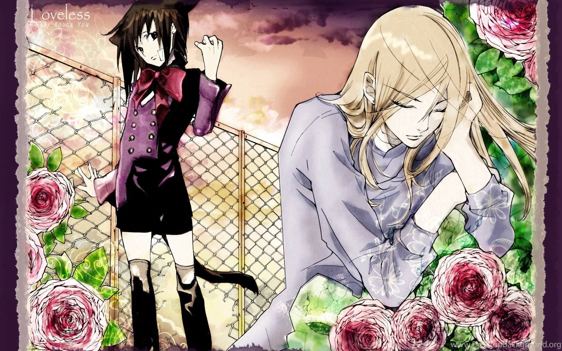 Anime Loveless Wallpapers Desktop Background Images, Photos, Reviews