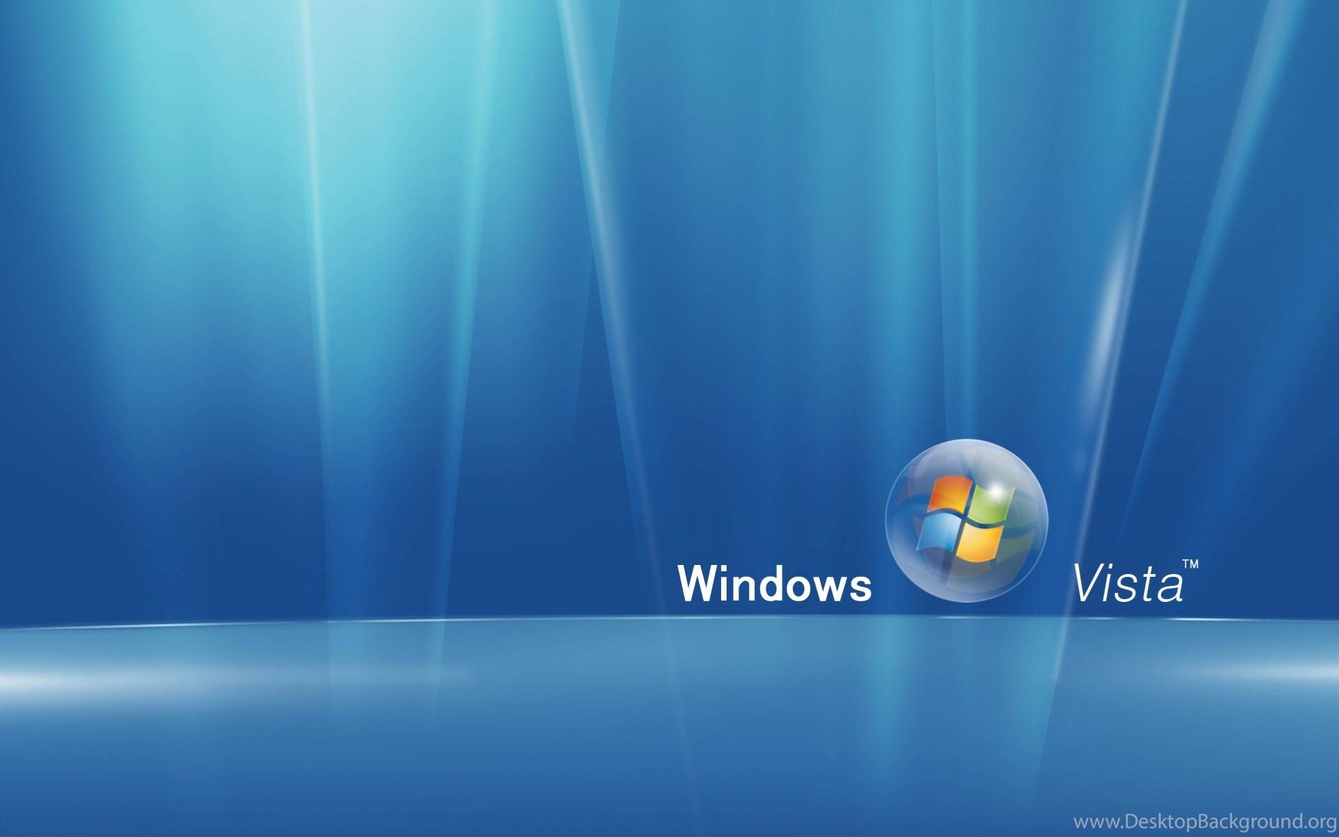 Windows Vista Wallpapers Desktop Background