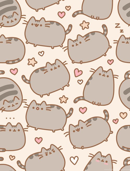 Kawaii Cat Wallpapers Cerca Con Google Desktop Background