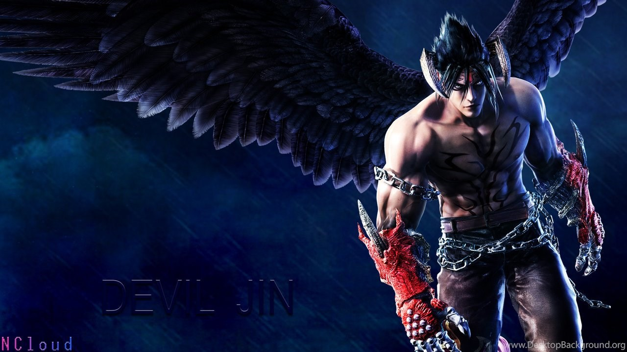 Deviantart More Like Devil Jin Tekken 5 Edited By Kaztelli