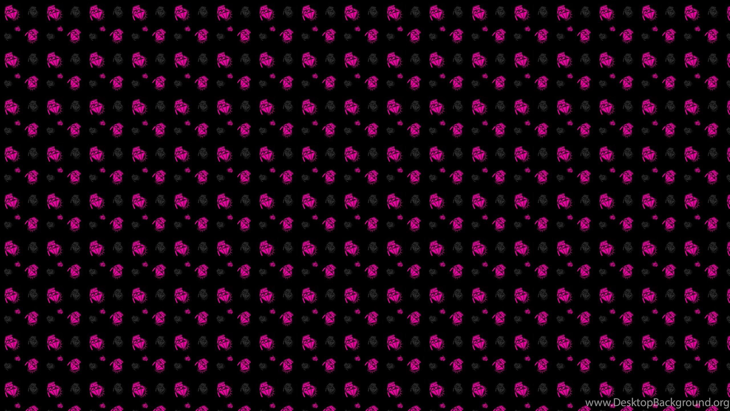 Pink Diamond Wallpapers Zone Desktop Background