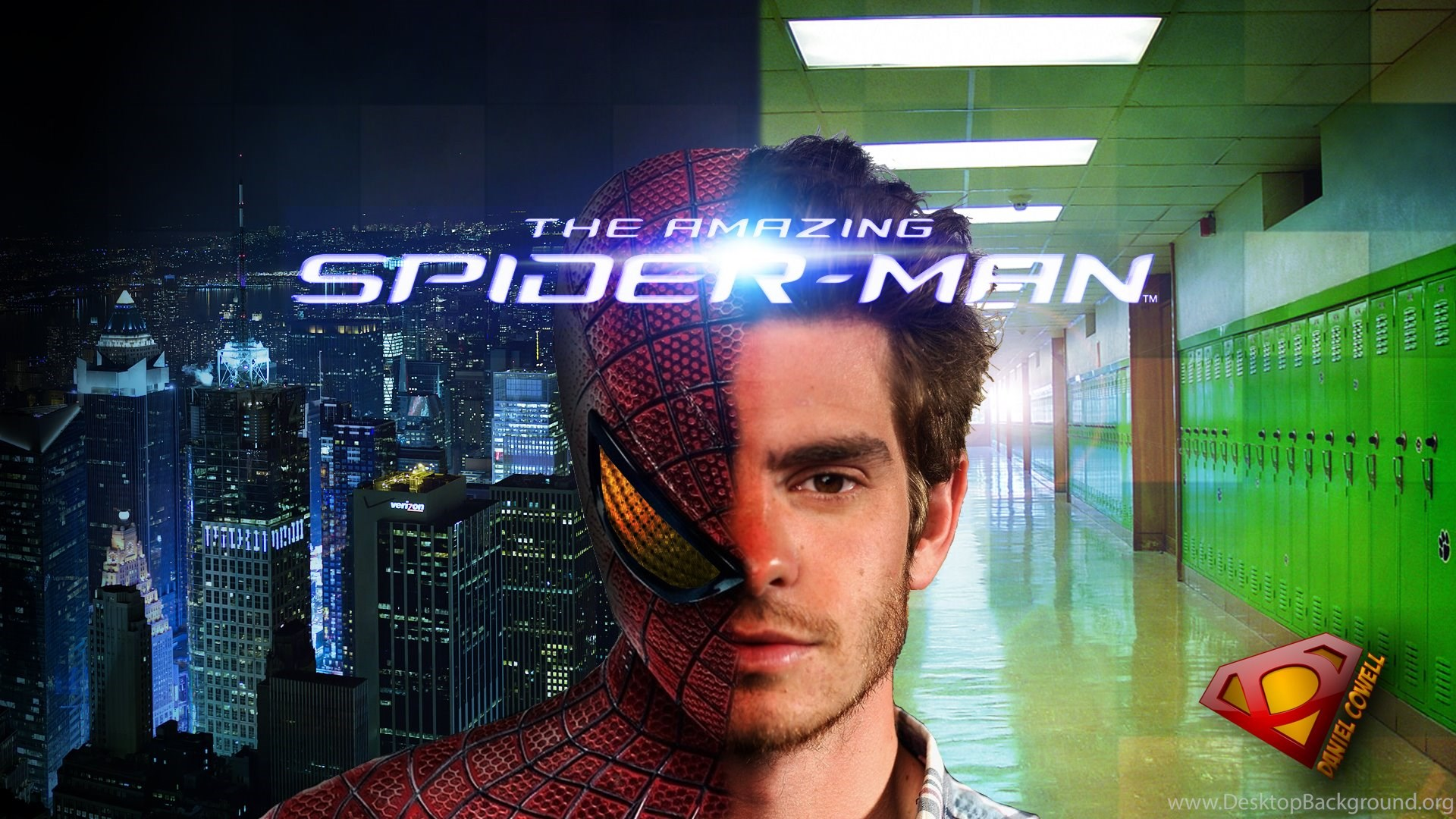 Spider manpeter parker wallpapers by taemukha on deviantart desktop popular voltagebd Gallery