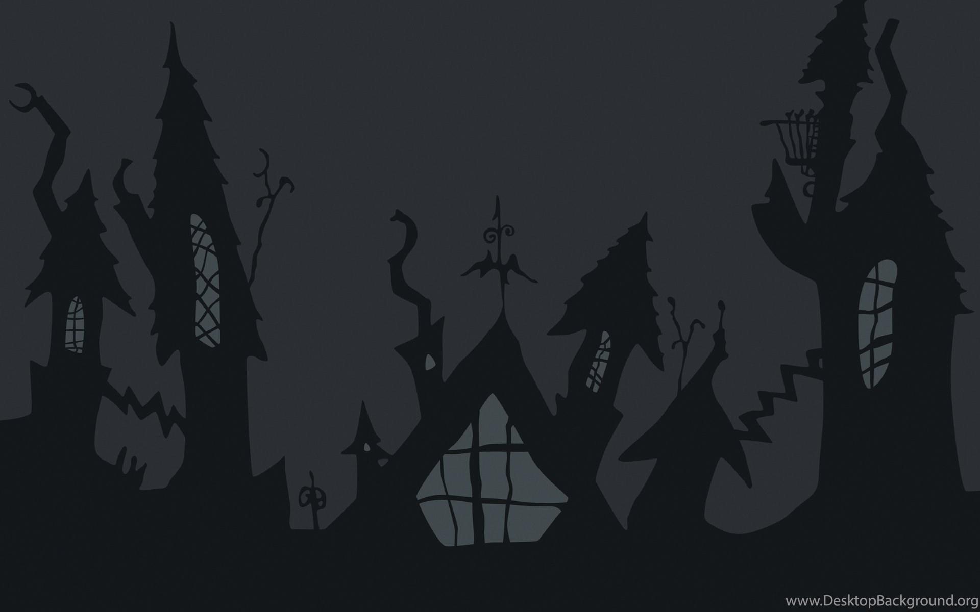 spooky wallpaper free