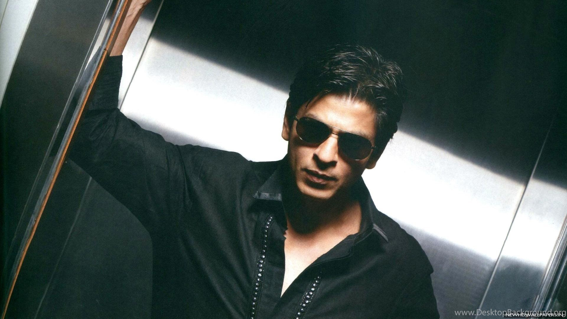 shahrukh khan black sunglasses imagea new hd wallpapers desktop